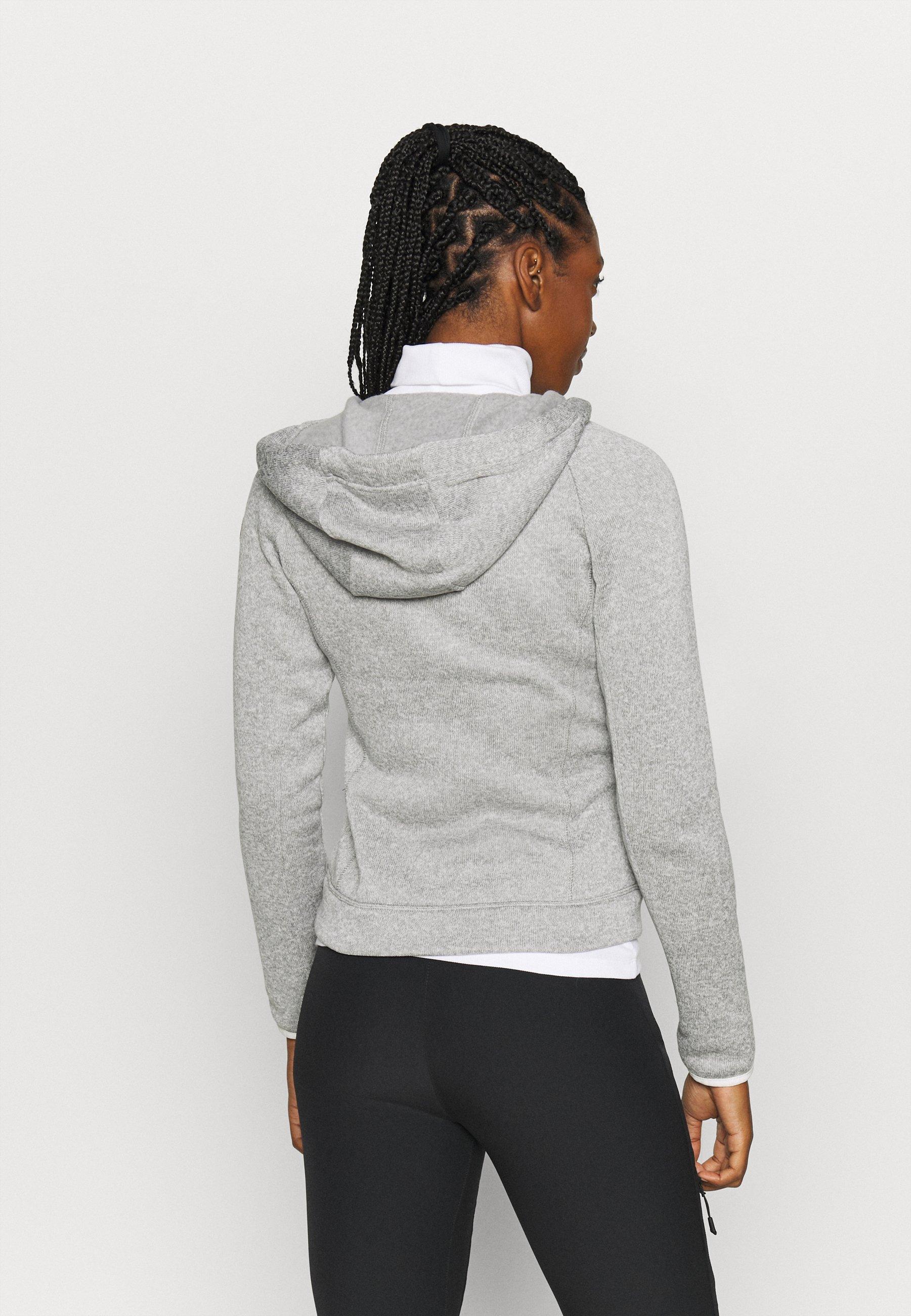 Icepeak AUBURN - Fleece jacket - grey 6Rg62