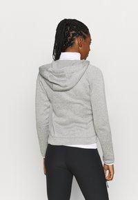 Icepeak - AUBURN - Fleece jacket - grey - 2