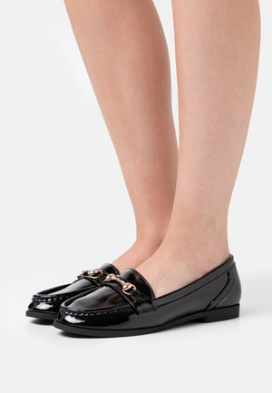 JUMPSEAT LOAFER - Mocasines - black