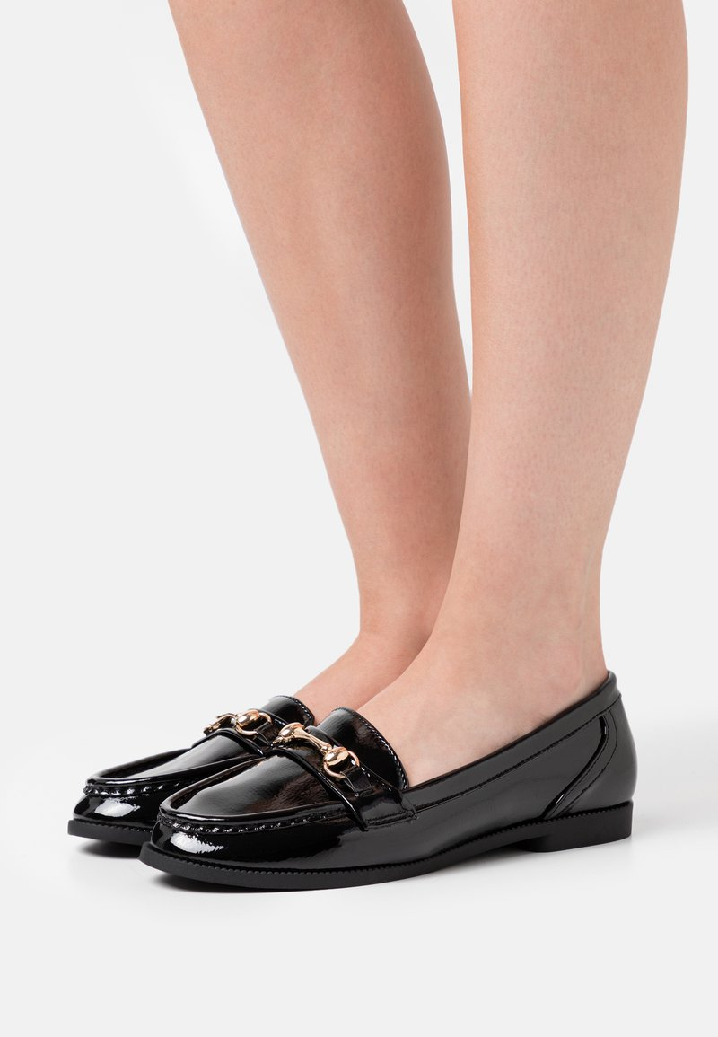 New Look - JUMPSEAT LOAFER - Mocassins - black