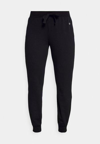 JOGGER PANTS - Pantalones deportivos - black