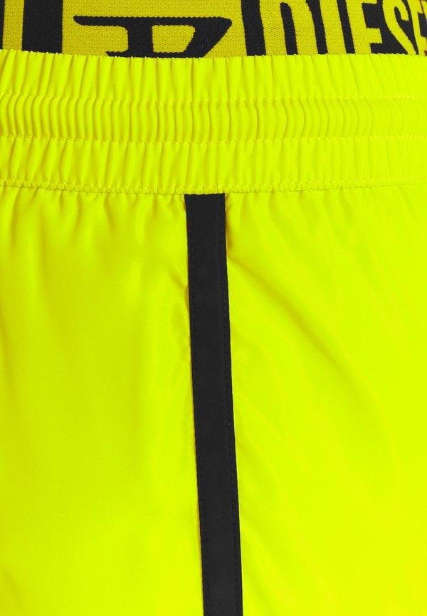 Diesel BMBX-DOLPHIN-R - Szorty kąpielowe - yellow/żÓłty Odzież Męska EVNN