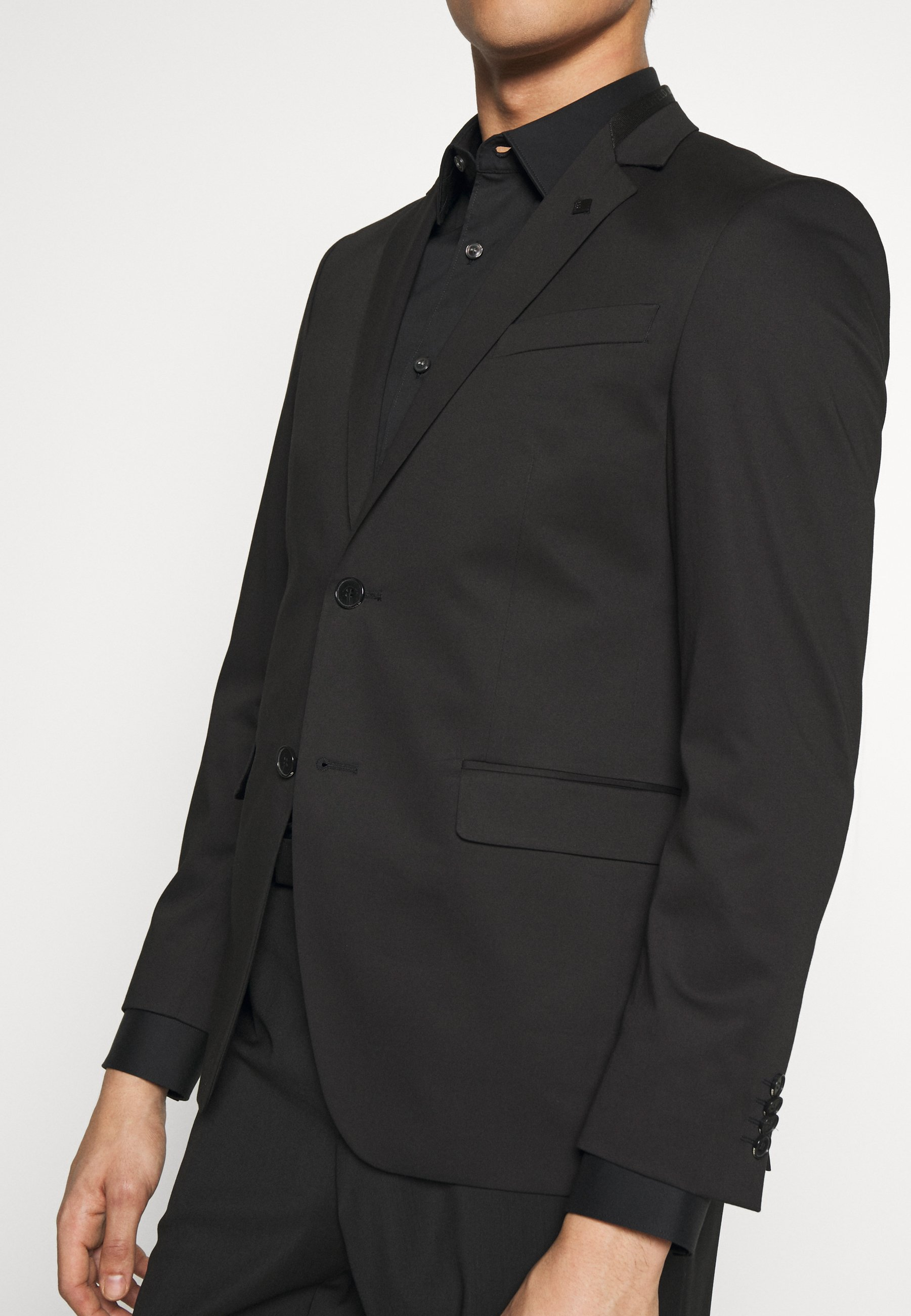 KARL LAGERFELD JACKET STAGE - Veste de costume - black
