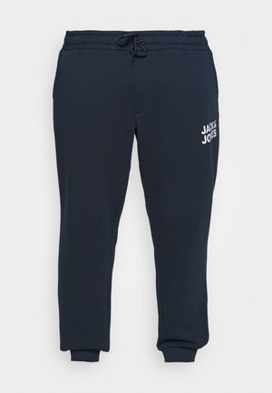 JJIGORDON JJNEWSOFT PANT - Trainingsbroek - navy blazer