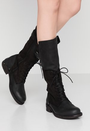 VERDY - Lace-up boots - black