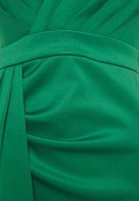 TFNC - SELIA MIDI DRESS - Vestido de cóctel - jade green - 2