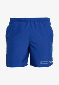 Nike Performance - AIR CHALLENGER SHORT - Urheilushortsit - indigo force/silver - 5