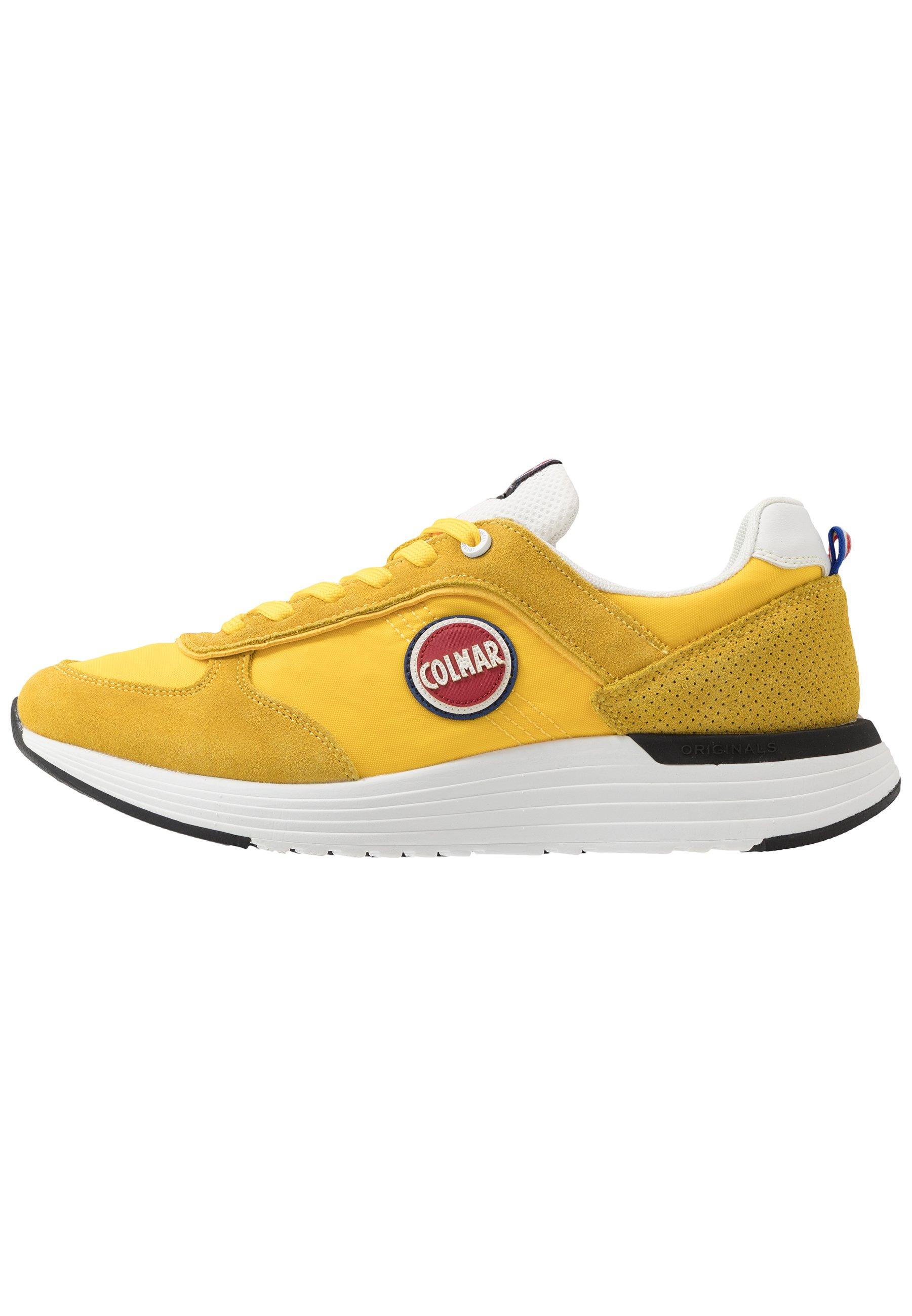 TRAVIS X 1 BOLD Sneaker low yellow