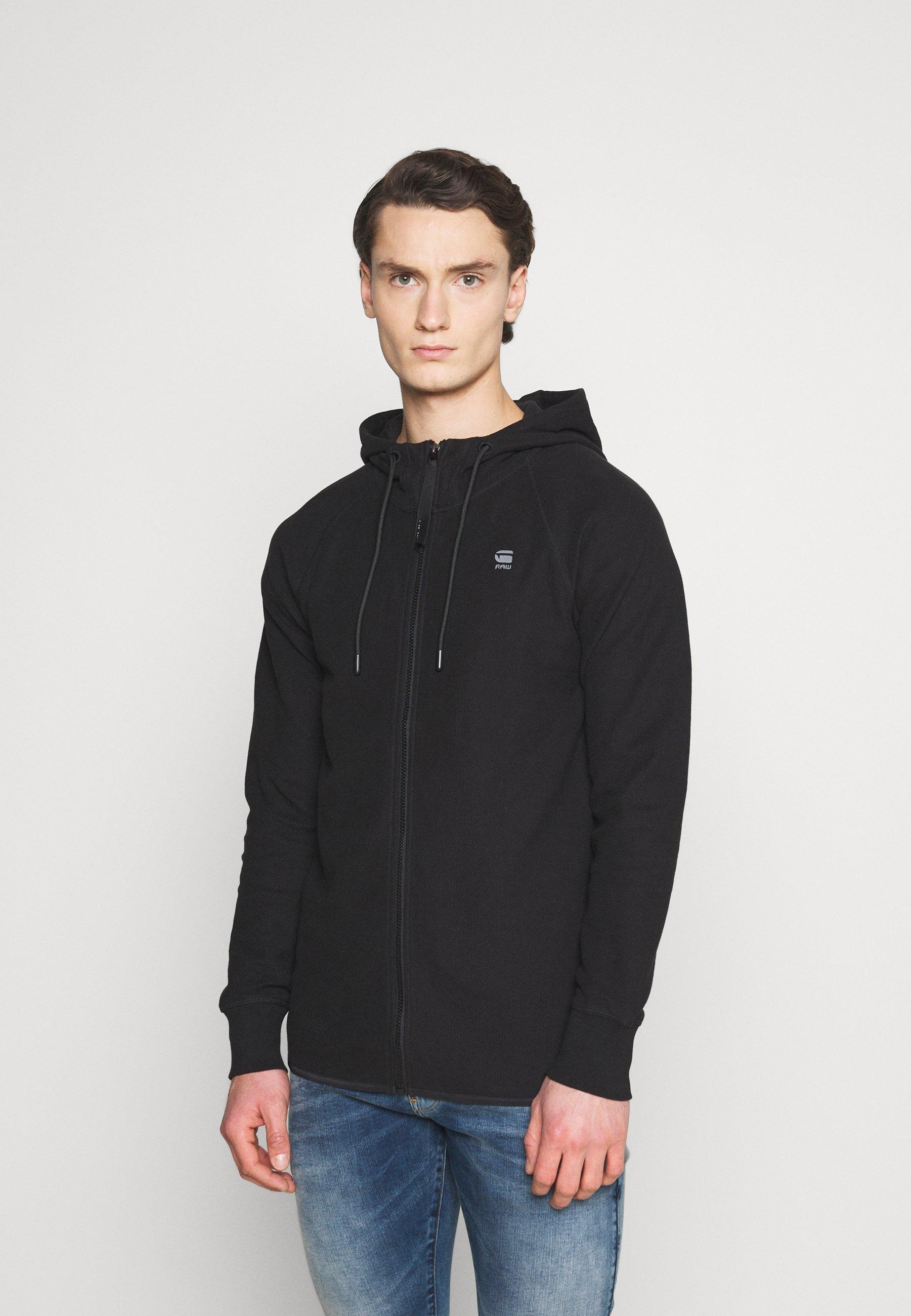 Men TONAL JIRGI HOOD  - Zip-up sweatshirt