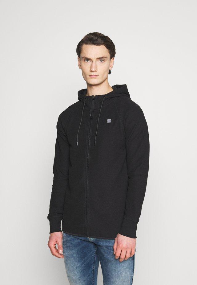 TONAL JIRGI HOOD  - Zip-up hoodie - honeycomb