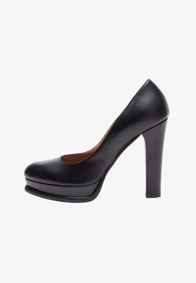 ALESSIA - Højhælede pumps - black