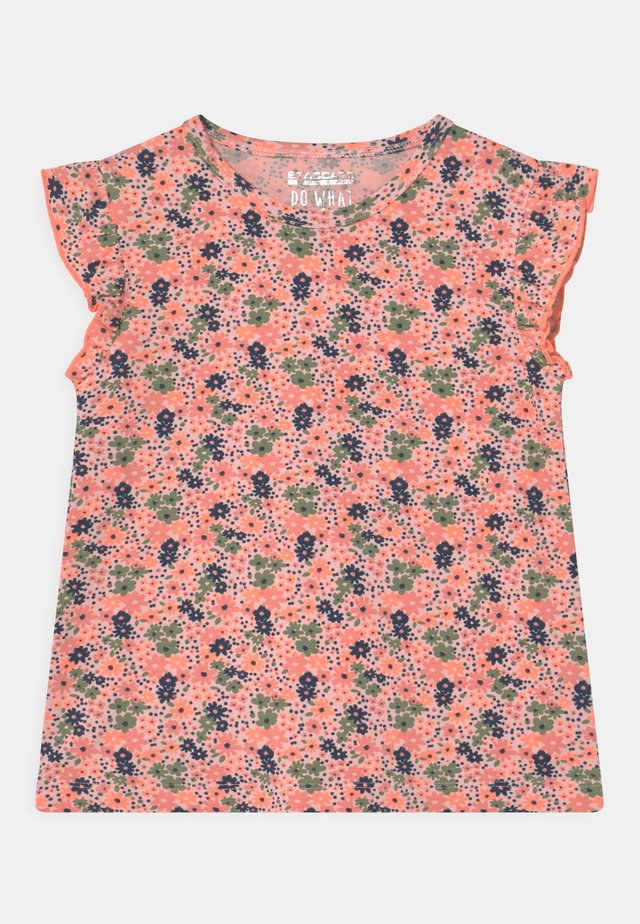 KID - T-shirt print - blush