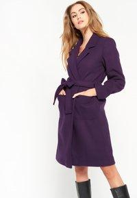 LolaLiza - Trenchcoat - purple - 0