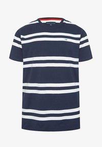 BadRhino - Print T-shirt - navy - 4