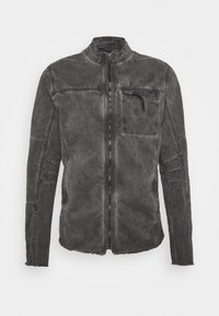 JENDRIK - Denim jacket - jet black