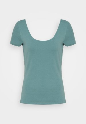 Basic T-shirt - light blue