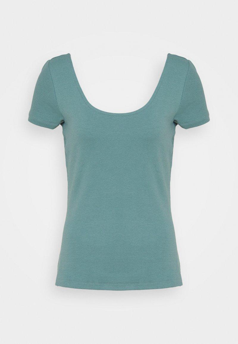 Anna Field - T-shirts - light blue