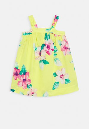 TODDLER GIRL - Cocktailjurk - aurora yellow