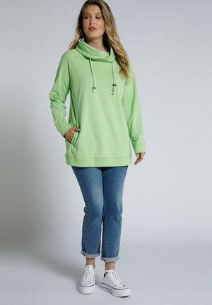 Sweatshirt - maigrün