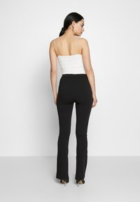 Nly by Nelly - THIN STRAP - Top - white - 2