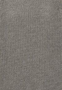 Noisy May - NMSIESTA CARDIGAN - Cardigan - grey - 2