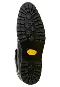 Prime Shoes - SANTO - Lace-up ankle boots - black - 2