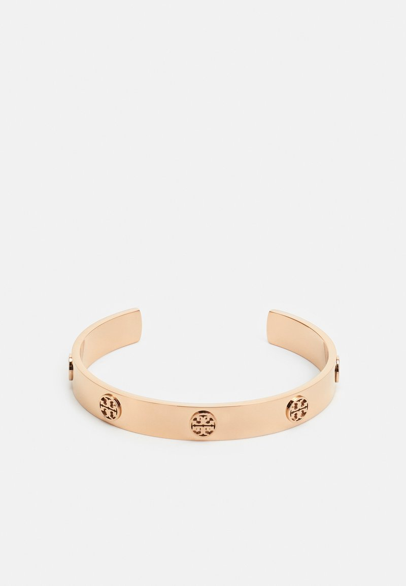 Tory Burch - MILLER STUD CUFF - Bracelet - rose gold-coloured