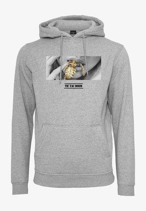 BOOM  - Hoodie - heather grey