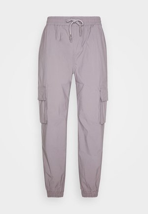PANTS - Cargobukse - grey