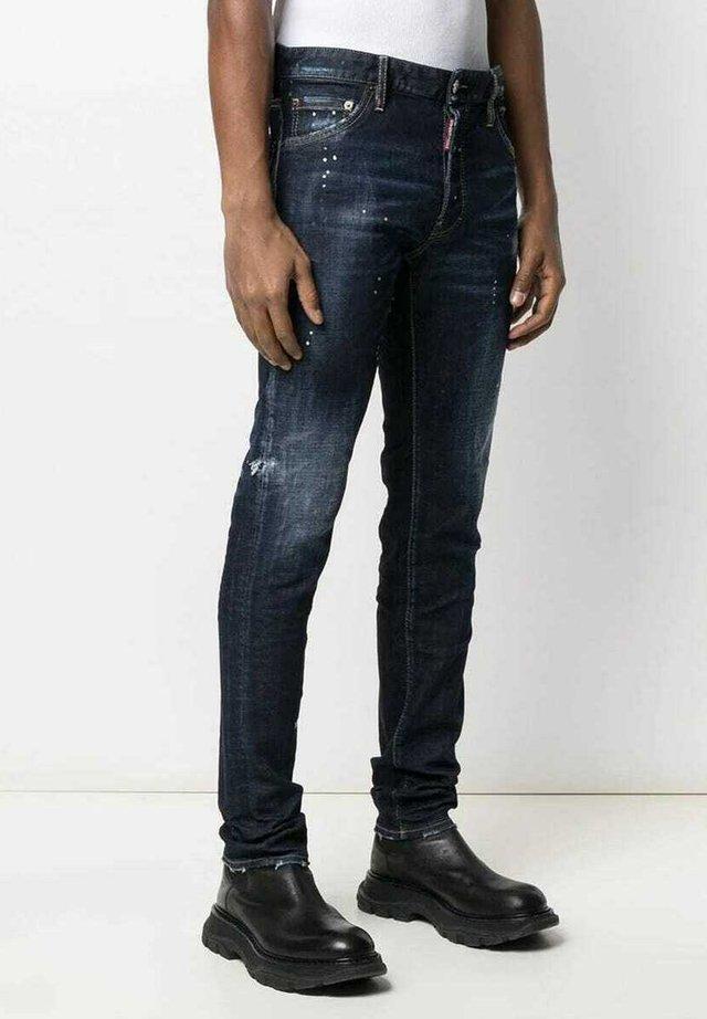 Slim fit jeans - Blue-black-denim