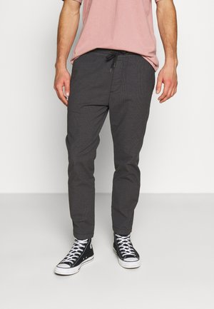CROP TREVOR  - Trousers - grey