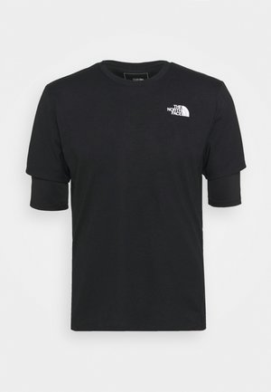 ACTIVE TRAIL - T-paita - black