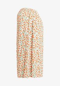 Topshop Maternity - AUSTIN - A-line skirt - cream - 3