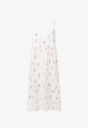 DITSY FLORAL - Day dress - white