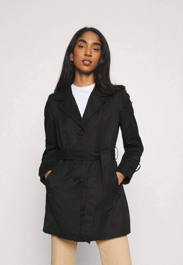 VMMADISONDONNA - Trench - black