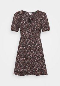 Miss Selfridge - DRESS - Day dress - black - 4