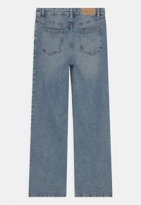 Lindex - WIDE LALEH - Jeansy Relaxed Fit - blue denim - 1