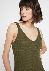 KIOMI - Maxi dress - olive night - 4
