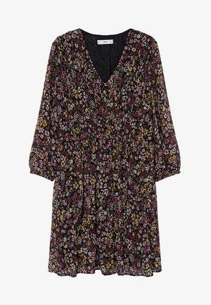 PLISE - Denní šaty - noir