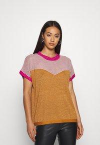 Nümph - DARLENE   - T-shirts med print - multi coloured - 0