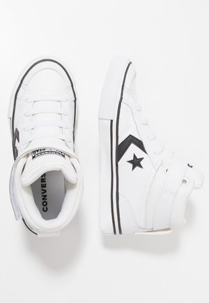 PRO BLAZE STRAP - High-top trainers - white/black