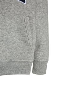GAP - BOYS ACTIVE ARCH  - Mikina s kapucí - light heather grey