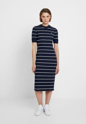 Shift dress - navy blue