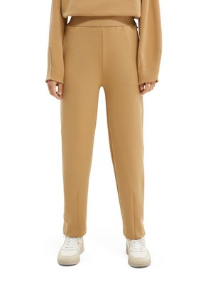 HIGH RISE PANTS - Kalhoty - sand