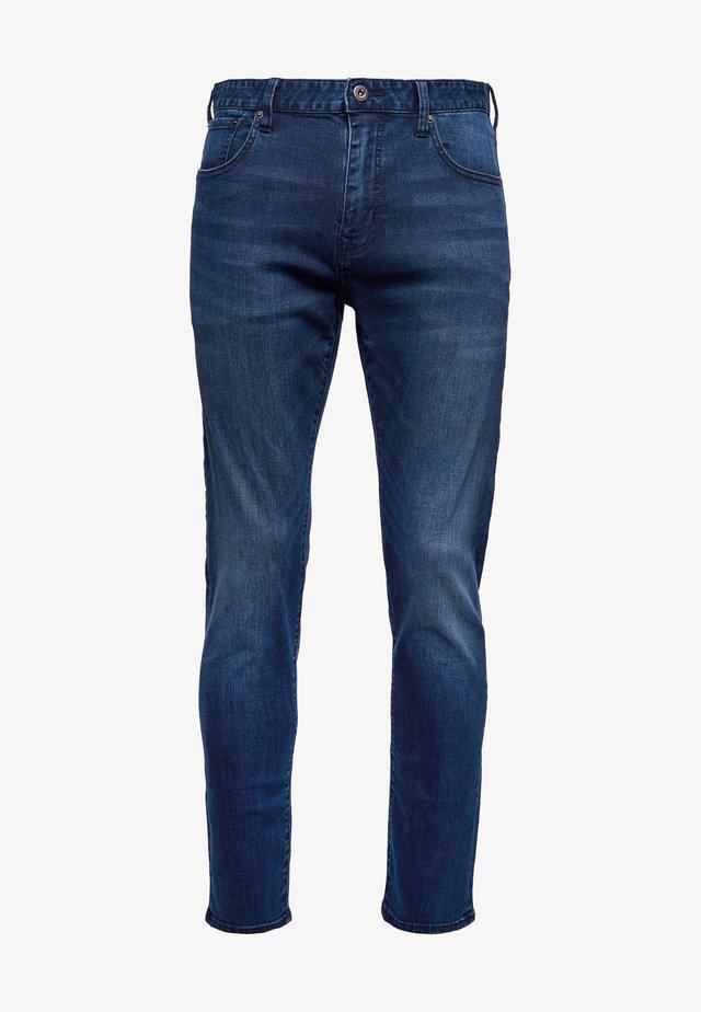 Jeans a sigaretta - fenway ink worn