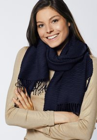 Young Couture by Barbara Schwarzer - Scarf - navy - 0