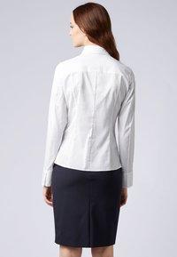 BOSS - BASHINA - Button-down blouse - white - 2