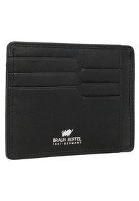 Braun Büffel - KREDITKARTENETUI  - Business card holder - black - 1