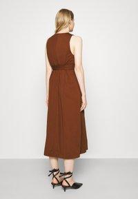 IVY & OAK Maternity - DOREEN - Maxi dress - marsalla - 2