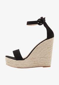 Glamorous - Sandály na vysokém podpatku - black - 1